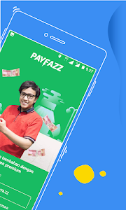 screenshot of PAYFAZZ: Agen Pulsa, Top Up Go-Pay & PPOB Termurah version 3.3.4