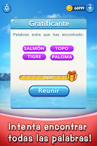 screenshot of Palabra Crush version Varies with device