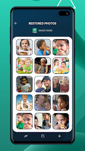 screenshot of Photo Recovery - Restore Deleted Pictures version 1.9