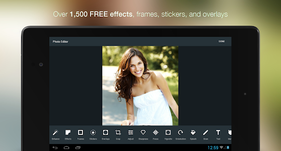 screenshot of Photo Editor & Collage Maker 2020: Join Pictures version 4.4.3