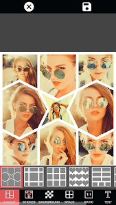 screenshot of Photo Collage Maker - Make Collages & Edit Photos version Varies with device