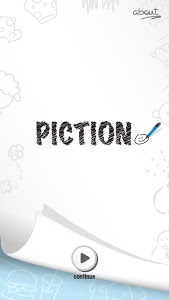 screenshot of Piction - Guess the drawing version 1.10