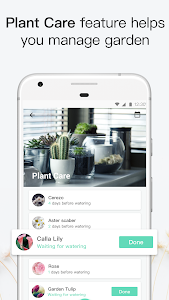 screenshot of PictureThis - Flower & Plant Identification version Varies with device