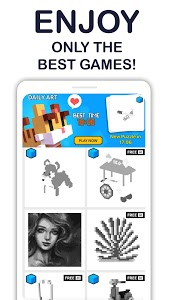 screenshot of PlaySpot - Make Money Playing Games version 4.0.16
