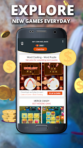 screenshot of PlaySpot - Make Money Playing Games version 4.0.4