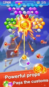 screenshot of Pop Dragon:Bubble Shooter version 1.2