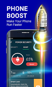 screenshot of Power Security-Anti Virus, Phone Cleaner version 2.0.6