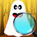 cute ghost detect game