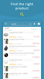 screenshot of PriceSpy - Free price comparison version 2.30.5
