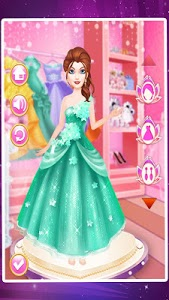 screenshot of Prom Party Dressup version 1.0