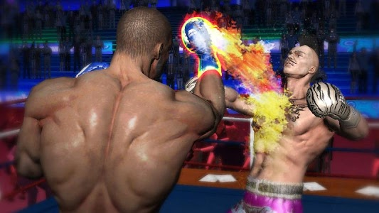 screenshot of Punch Boxing 3D version 1.1.1