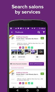 screenshot of Purplle-Online Beauty Shopping version 1.6.2