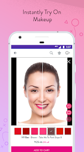 screenshot of Purplle: Beauty Shopping App. Buy Cosmetics Online version 1.8.24