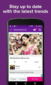 screenshot of Purplle-Online Beauty Shopping version 1.6.6