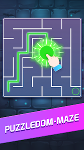 screenshot of Puzzledom - Puzzle world version 1.0.1