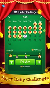 screenshot of Pyramid Solitaire version 2.9.492