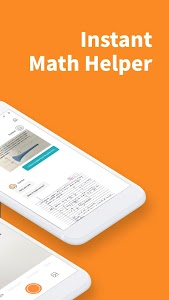 screenshot of QandA: Instant Math Helper version 2.4.18