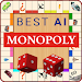 Quadropoly - Best AI Online Dice Board Game