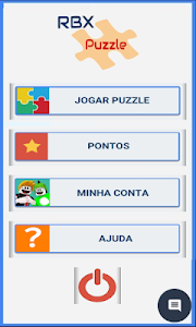 screenshot of RBX Puzzle version 1.10