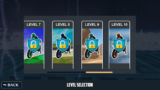 screenshot of ?️ Racing Moto Bike Stunt : Impossible Track Game version 1.0