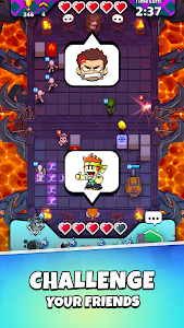 screenshot of Magic Brick Wars version 1.0.38