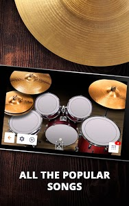 screenshot of Drum Set Music Games & Drums Kit Simulator version 3.13.0
