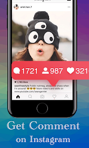 screenshot of Real Followers For Instagram version 1.0