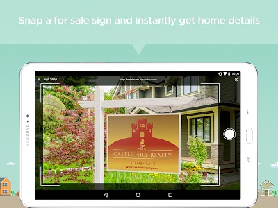 screenshot of Realtor.com Real Estate: Homes for Sale and Rent version 9.3.7