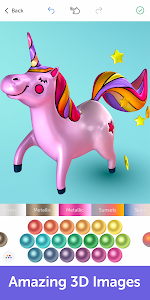 screenshot of Recolor: Adult Coloring Book - Color and Relax version 5.4.5