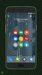 screenshot of Rondo - Flat Style Icon Pack version 5.7