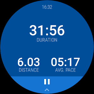 screenshot of Runtastic Running & Fitness version Varies with device