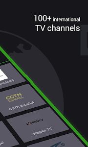 screenshot of SPB TV – free online TV without borders version Varies with device