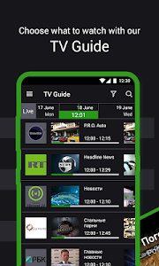 screenshot of SPB TV World - online TV without limits! version 1.16.4