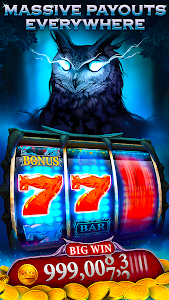 screenshot of Scatter Slots - Free Casino Slot Machines Online version 3.34.1