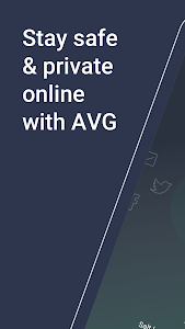 screenshot of AVG Secure VPN – Unlimited VPN & Proxy server version Varies with device