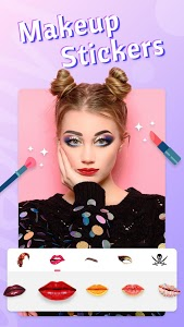 screenshot of Fancy Photo Editor - Collage Sticker Makeup Camera version 2.2.1