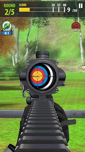 screenshot of Shooting Battle version 1.3.0