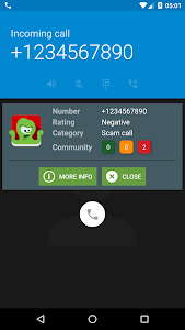 screenshot of Should I Answer? version 2016.9.514