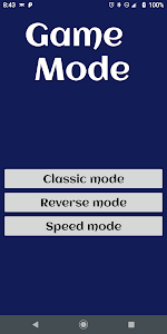 screenshot of Simon version 1.5