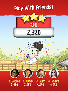 screenshot of Simon's Cat Crunch Time - Puzzle Adventure! version 1.35.0