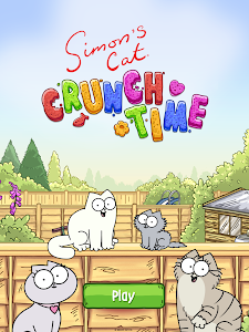 screenshot of Simon's Cat - Crunch Time version 1.21.2