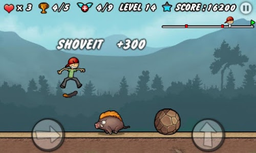 screenshot of Skater Boy version 1.18.41