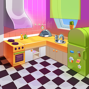 screenshot of Smart Baby - Cleaning Room version 1.0
