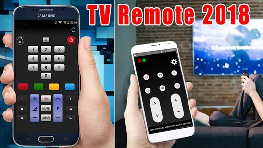 screenshot of Smart TV Remote - Universal TV Remote Control version 3.8
