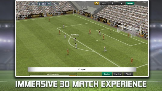 screenshot of Soccer Manager 2019 - Top Football Management Game version 1.2.4