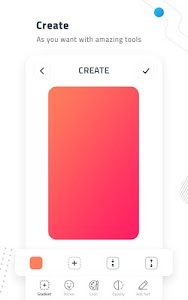 screenshot of Pure Solid Color Wallpaper - Gradient Backgrounds version 3.6.3