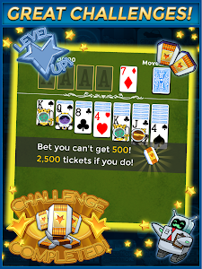 screenshot of Solitaire - Make Money Free version 1.3.4