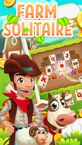 screenshot of Solitaire Farm version 1.0.23
