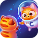 Download Space Cat Evolution: Kitty collecting in galaxy 2.2.2 APK