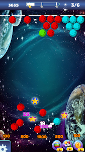 screenshot of Space Planet Shooter version 2